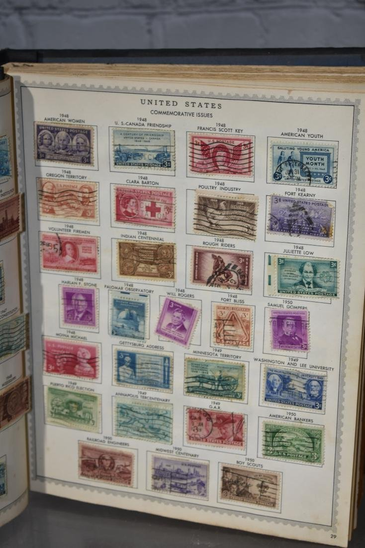Vintage Stamp Collection - 2