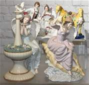 Grouping of Figurines
