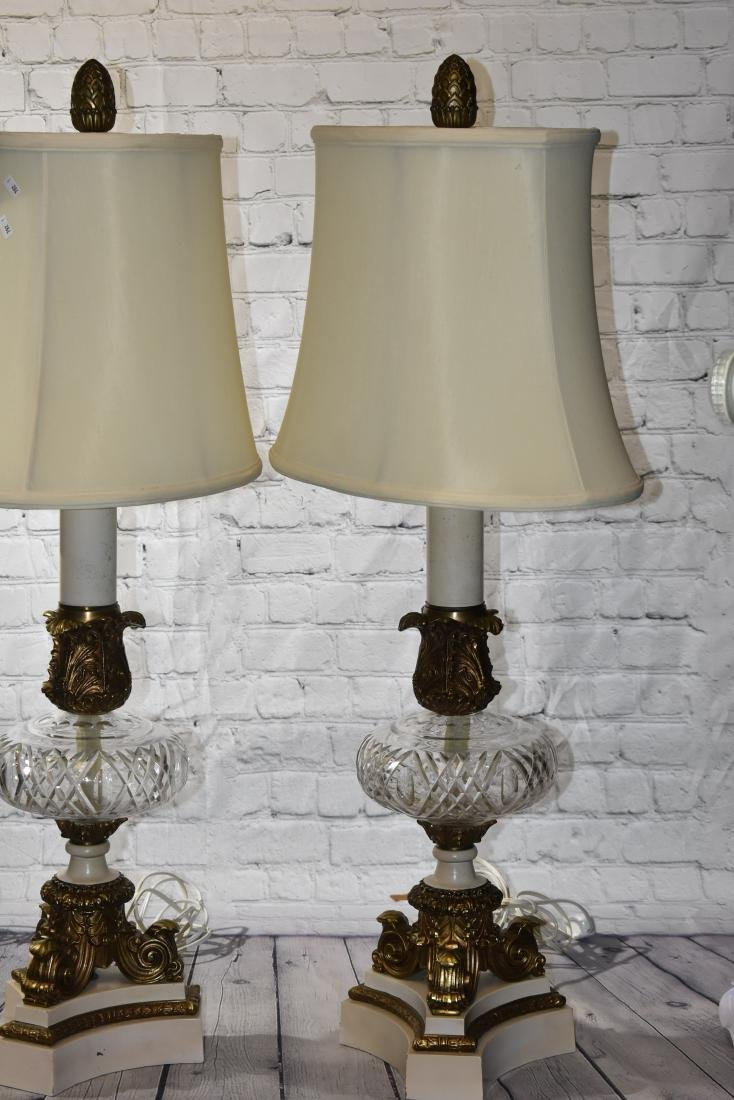 Three Quality Table Lamps - 2