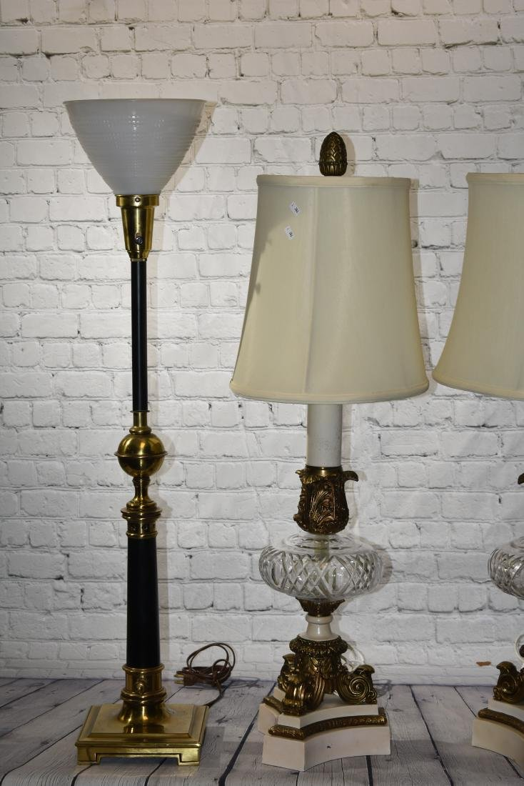 Three Quality Table Lamps - 3