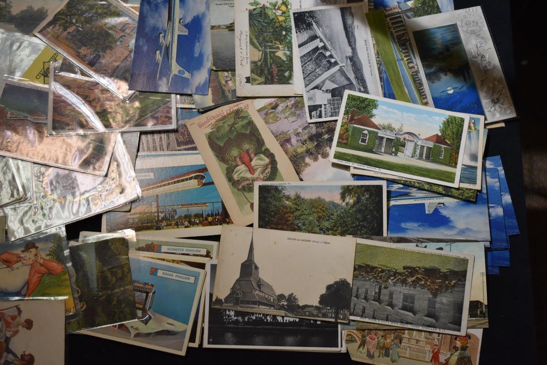Collection of Vintage Postcards - 2