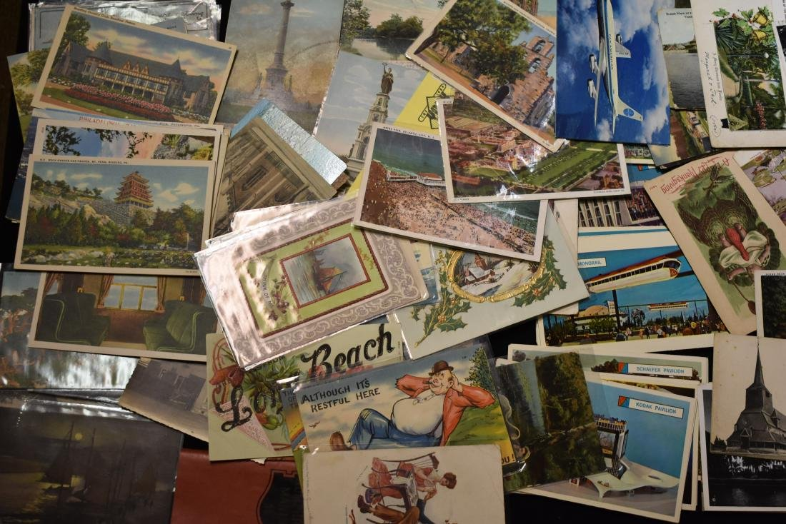 Collection of Vintage Postcards - 3