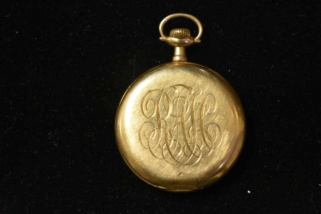 Harris and Shafer Pocket Watch - 2