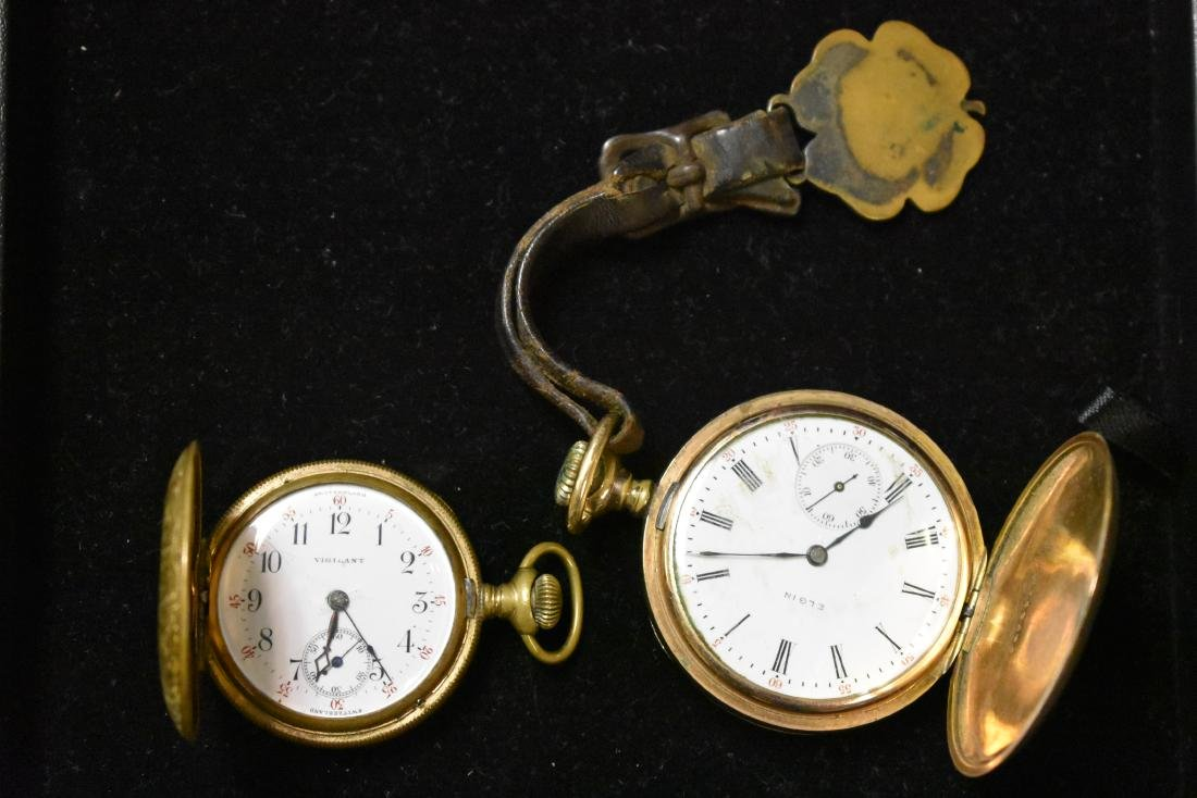 Two Vintage Pocket Watches