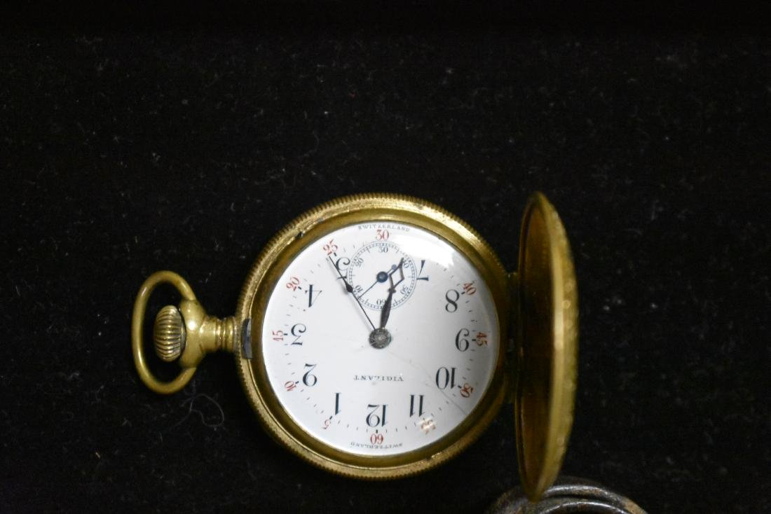 Two Vintage Pocket Watches - 2