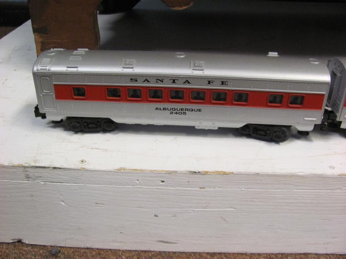 Lionel Electric Train Set - Warbonnet - 10