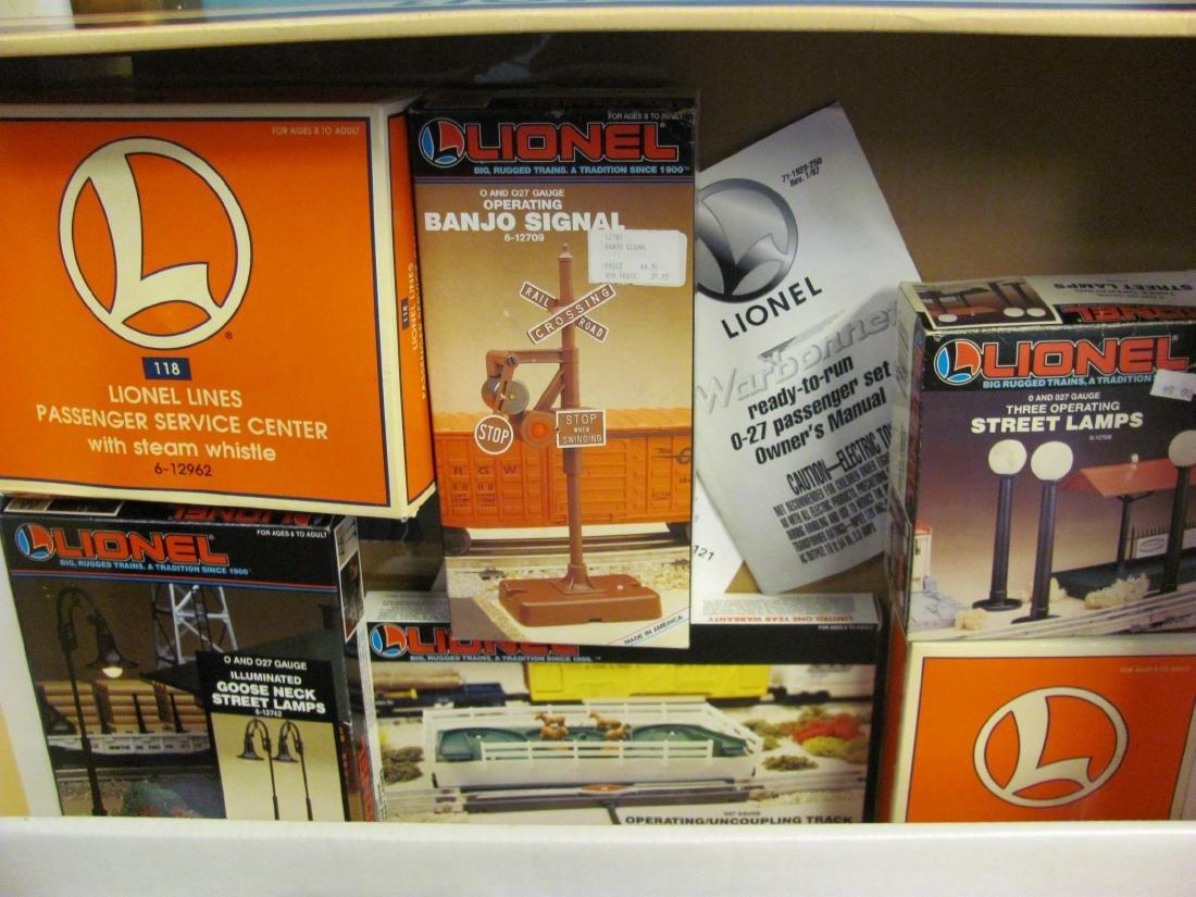 Lionel Electric Train Set - Warbonnet - 2