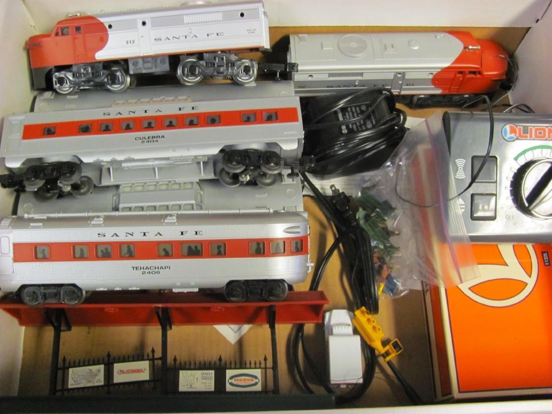 Lionel Electric Train Set - Warbonnet - 3