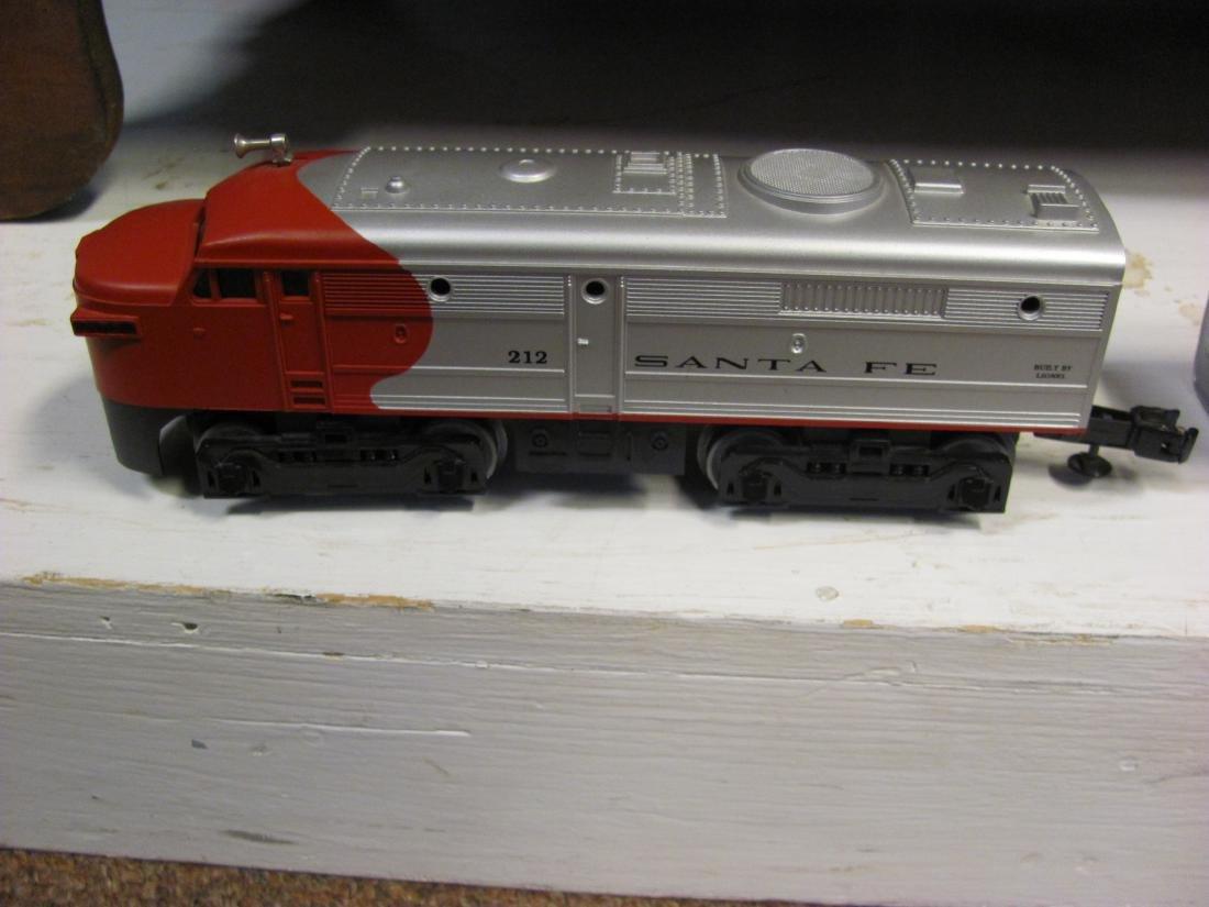 Lionel Electric Train Set - Warbonnet - 5