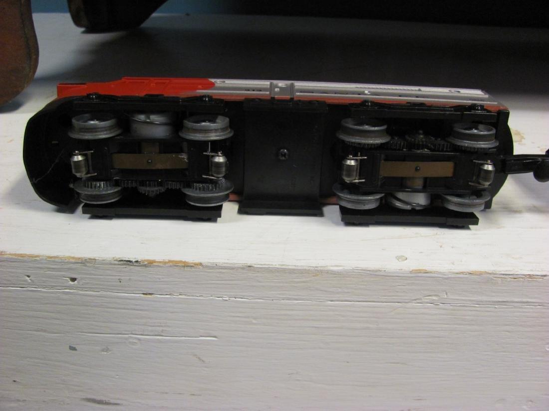 Lionel Electric Train Set - Warbonnet - 7