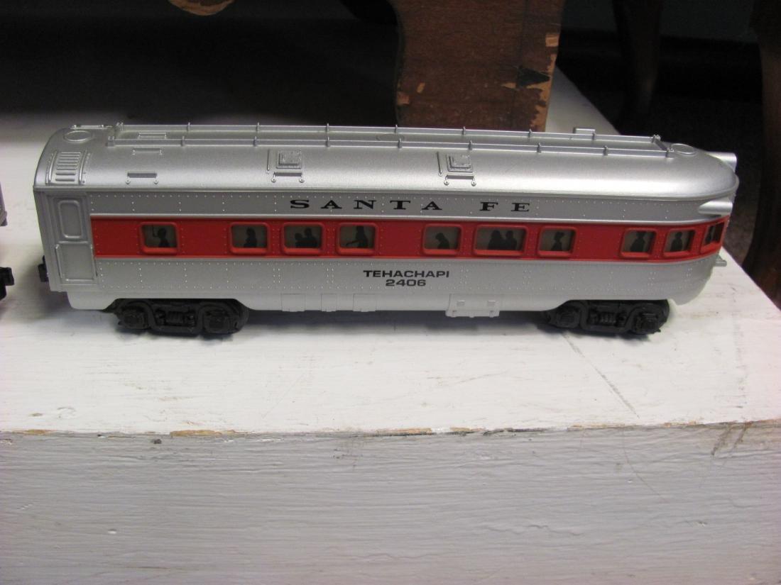 Lionel Electric Train Set - Warbonnet - 8