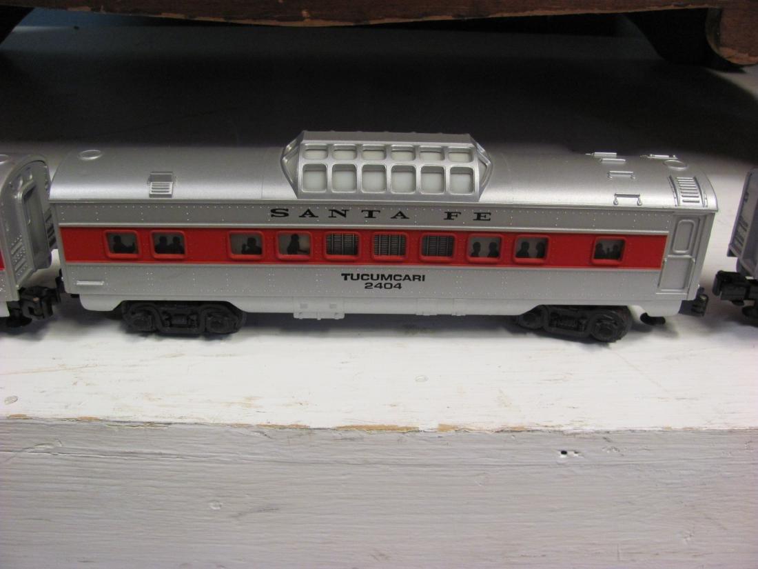 Lionel Electric Train Set - Warbonnet - 9