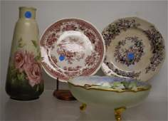 Decorative China Grouping