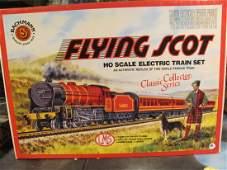 Bachmann Flying Scot HO Train Set/Orig Box