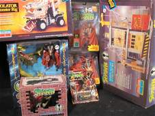 Spawn Figures Vehicle and Play Set 7