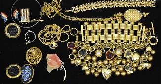 Designer Jewelry Grouping