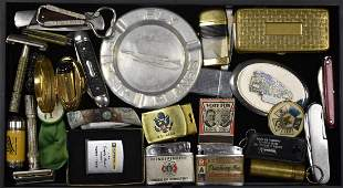 Collection of Men's Dresser Items