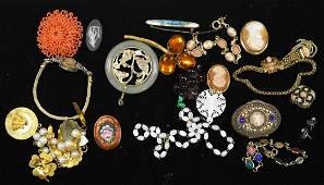 Vintage and Victorian Jewelry