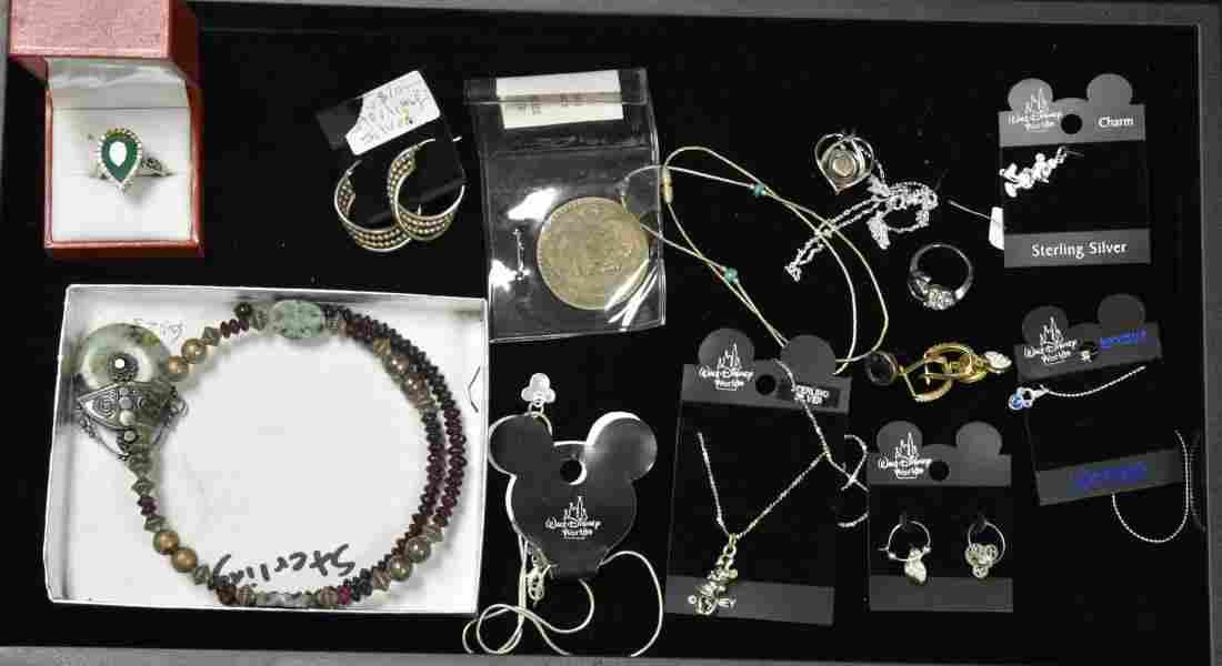 Grouping of Sterling Jewelry