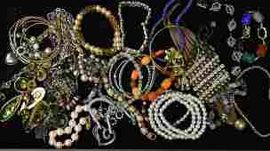 Mixed Quality Jewelry Group