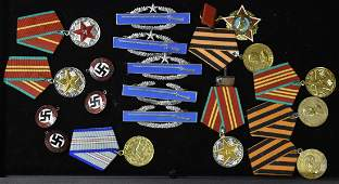 Collection of Contemporary Medals