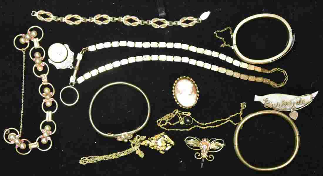 Gold Filled and Gold Tone Jewelry