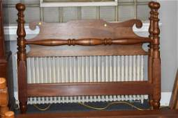 Cherry Stickley Full Size Bed