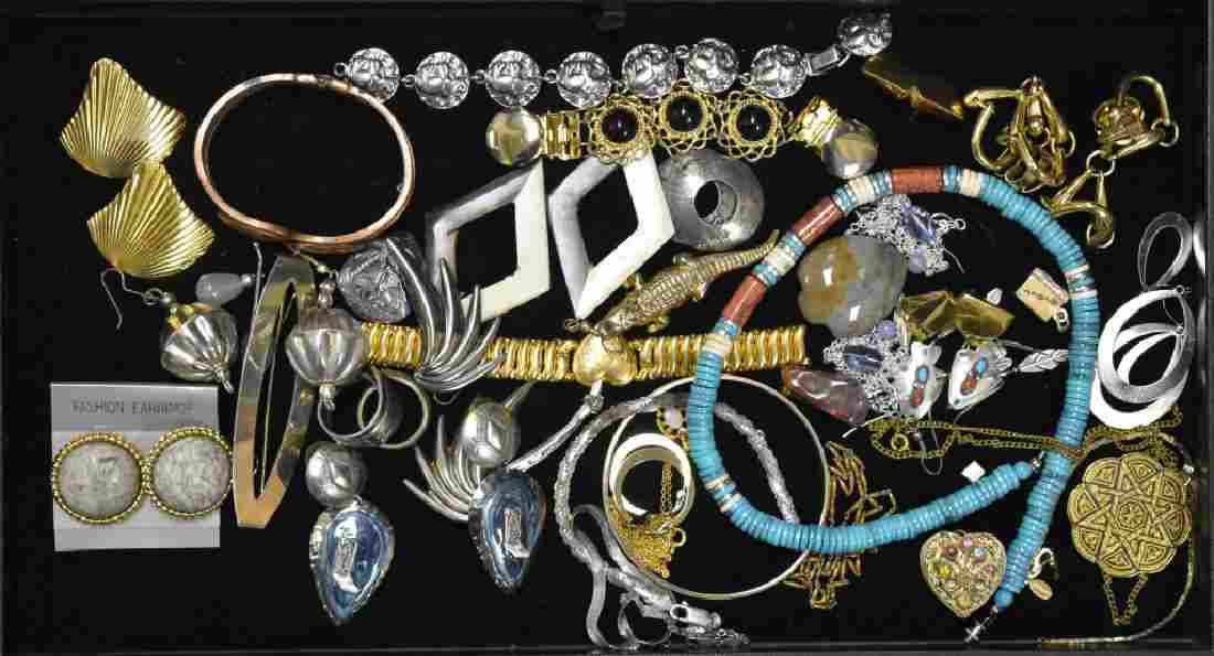 Sterling and other Jewelry