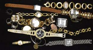 Watches and Rings