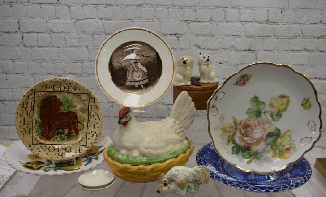 Vintage Mixed Ceramics