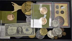 American Coins and Tokens