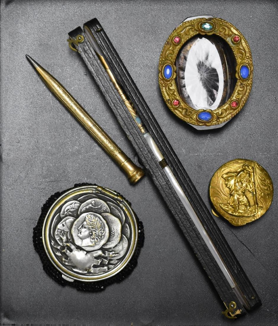 Victorian Dresser Items