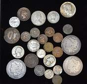 Mixed Coin Grouping