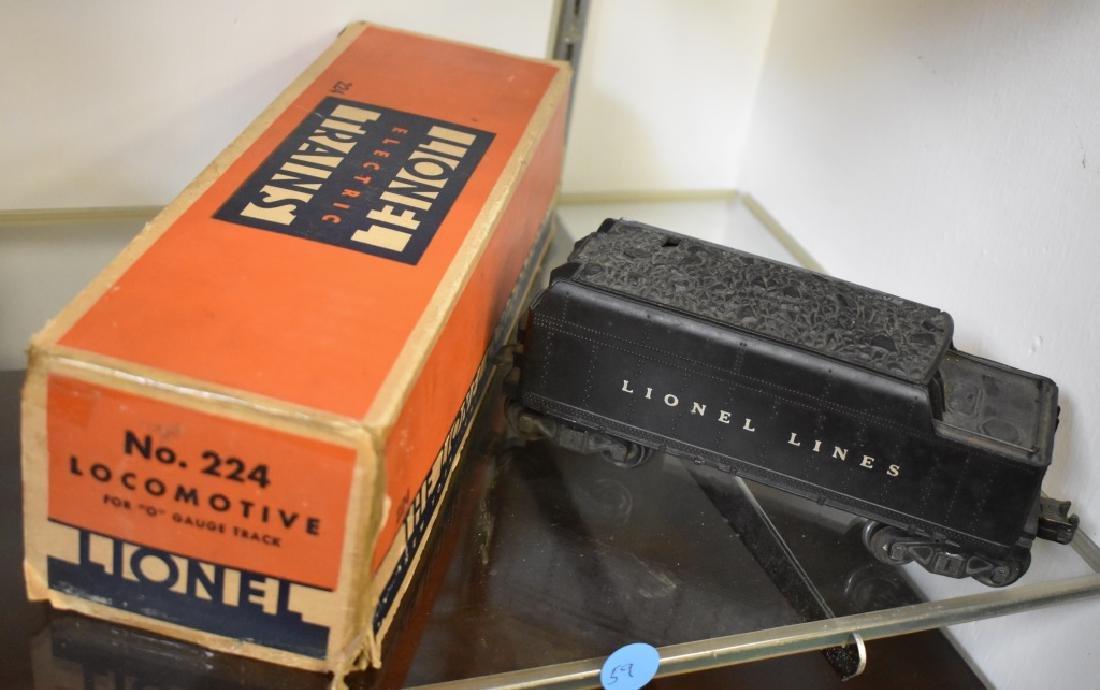 Lionel Locomotive and Coal Car