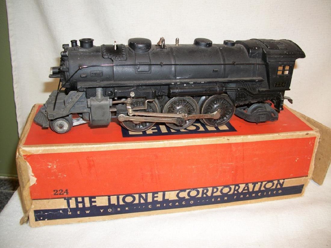 Lionel Locomotive and Coal Car - 2