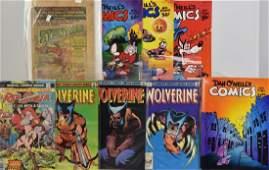 Ten Comic Books including #1's