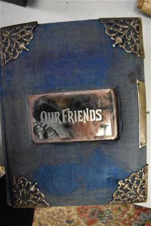 842ad5d7952b Vintage Scrapbooks   Photo Albums for Sale   Antique Scrapbooks ...