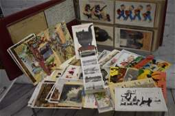 Postcard Collection and Album