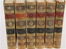 Antique 18th C. French Volumes