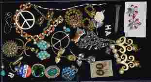 Vintage Jewelry Grouping