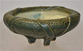 Fulper Arts and Craft Pottery Dish