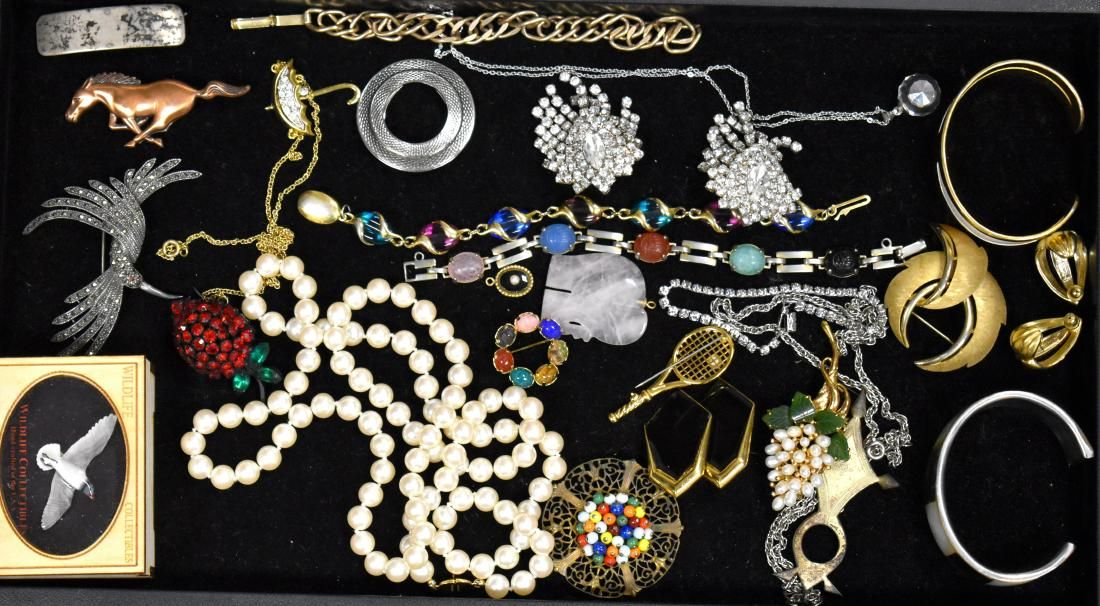 Designer Costume Jewelry