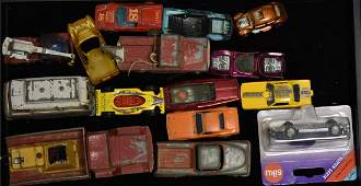 Hot Wheels Red Line and other Vehicles
