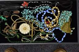 Stone Beaded and Other Costume Jewelry