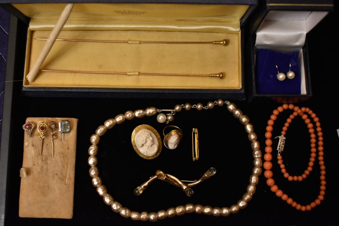 Victorian Fine Jewelry & Other Jewelry