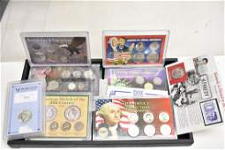 Grouping of American Coins