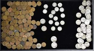 Silver and other US Coinage