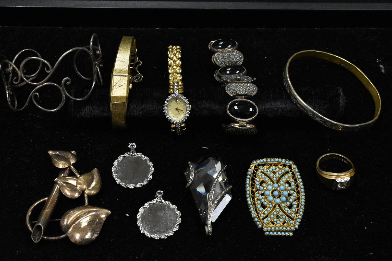 Sterling Jewelry and Ladies' Watches