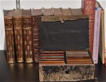 Leather Bound Book Collection
