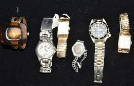 Vintage Wrist Watch Grouping